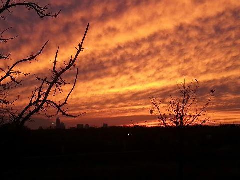 Sunset-Austin, Texas style